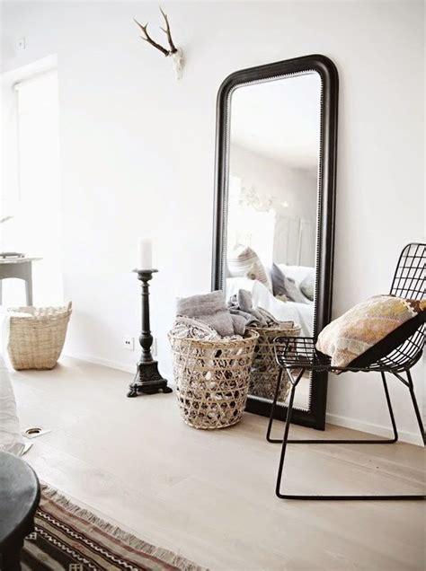 grand miroir chambre les 25 meilleures idées concernant grand miroir sur