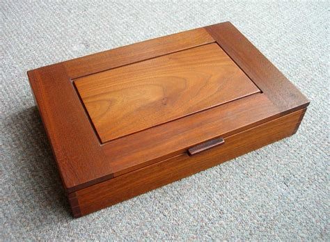 pin  kenneth nimmons  wooden boxes wooden box plans