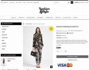 Site De Vetement Pour Ado : site e commerce cl en main dropshipping v tements pr t porter ~ Preciouscoupons.com Idées de Décoration