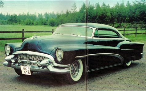 1953 Roadmaster Buick by 1953 Buick Roadmaster Information And Photos Momentcar