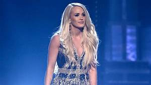 Carrie Underwood Makes First Public Appearance Since ...