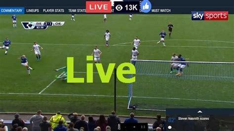 Live Football Stream | Chelsea vs Crystal Palace (CHE v ...