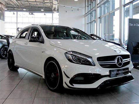 A45 amg in vendita in auto: Used 2018 Mercedes-Benz A Class Mercedes-AMG A 45 4MATIC for sale in Swansea   Pistonheads
