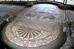 Roman Mosaic Patterns