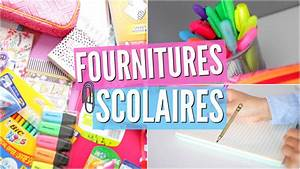 BACK TO SCHOOL HAUL FOURNITURES SCOLAIRES YouTube