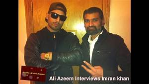 Exclusive Imran Khan Interview: Stars With Ali Azeem ...
