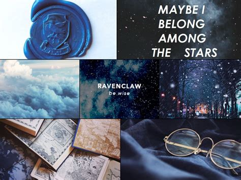 new ravenclaw aesthetic do you like it ravenclaw in