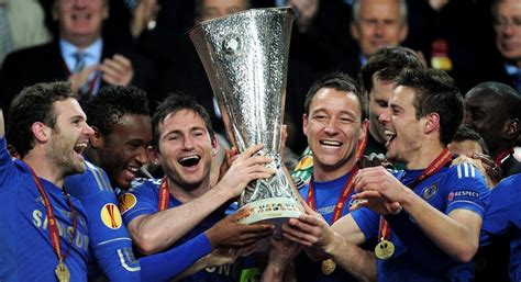 Even though this subreddit is named after euroleague and eurocup's governing body (euroleague basketball), this is a space where we aim to cover. Europa League Draw: Chelsea face trips to Greece, Belarus, and Hungary - Talk Chelsea