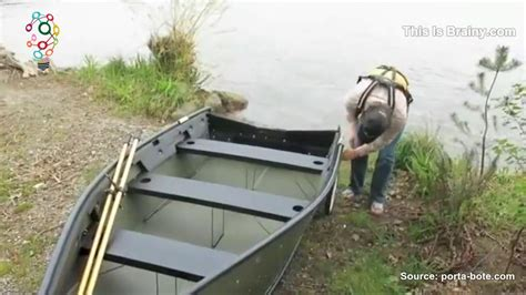 Small Portable Bass Boats by Portable Folding Boat