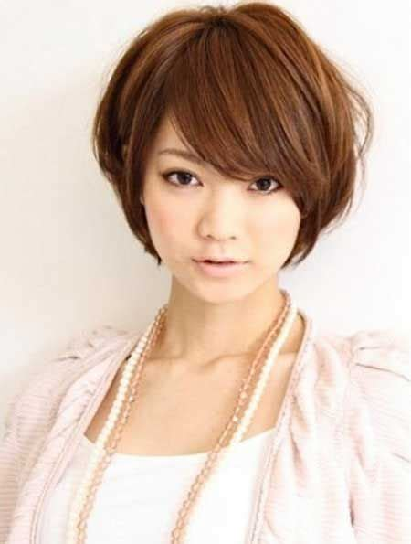 short hairstyles   faces women