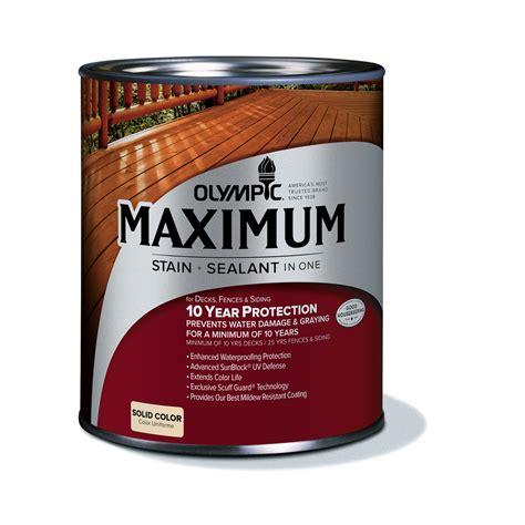 shop olympic maximum quart size container tintable