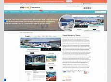 Travel WordPress Themes Free & Premium Templates