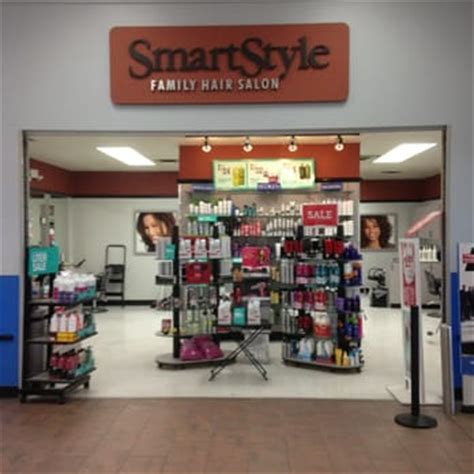 smart styles hair salon in walmart smartstyle 13 photos hairdressers 2300 treasury dr 3702