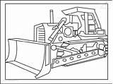 Digger Coloring Pages Bulldozer Kleurplaat Kleurplaten Voertuigen Happer Printable Template Vehicle Coloringpage 1001 1001coloringpages Dozer Cartoon Truck Excavator Viewed Tractor sketch template