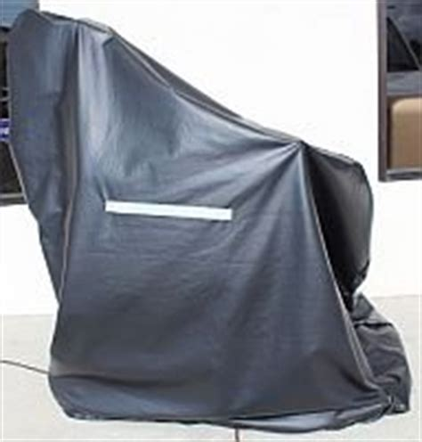 challenger mobility vinyl lightweight weather cover for jazzy powerchair large size