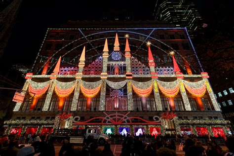 New York City's Best 2018 Holiday Window Displays