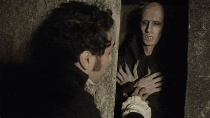 Vampire Shadows Vampires Nosferatu Giphy Gifs Scary