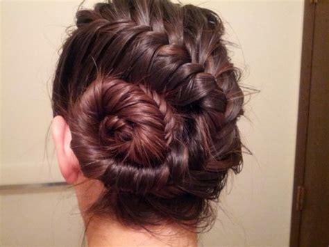 braided hairstyle tumblr