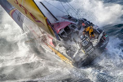 volvo ocean race   route refreshed world sailing