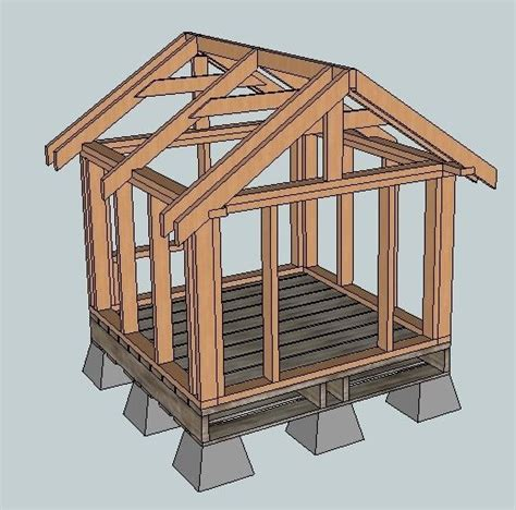 plans    house    dog house garden shed chicken coop pallets  base
