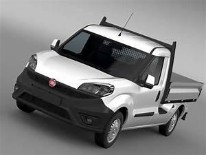 Fiat Doblo : fiat doblo work up 263 2016 3d model buy fiat doblo ~ Gottalentnigeria.com Avis de Voitures