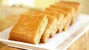 Hot Blondie Rezept : a delicious butterscotch blondie recipe ~ Lizthompson.info Haus und Dekorationen