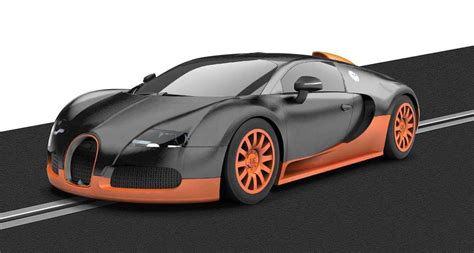 Can still be converted to digital using. Scalextric Bugatti Veyron Slot Car - One Stop RC Hobbies Shop