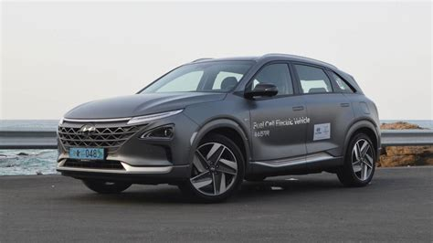 2019 Hyundai Nexo First Drive Hydrogen Cars Are Real, And