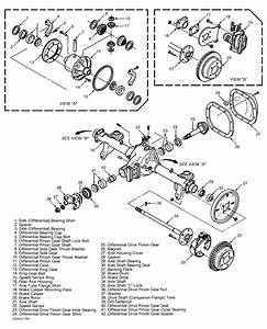 Dana 44 Rr Differential Positraction