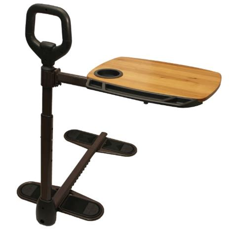 patient tray handle disability safety support aid table