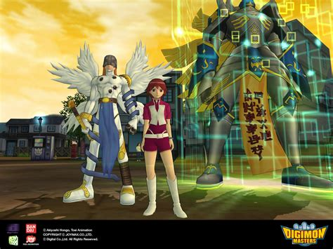 Digimon Masters Review And Download Mmobombcom