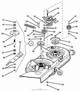 Snapper 381451hbve 84393 38 U0026quot 14 Hp Rer Hydro Drive Wiring Diagram