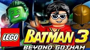 Video - LEGO Batman 3 Beastboy & Plastic Man ...