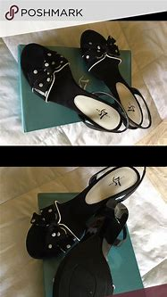 LifeStrude Sweetness Black/White Polka Dot Sandal Size 9M ...