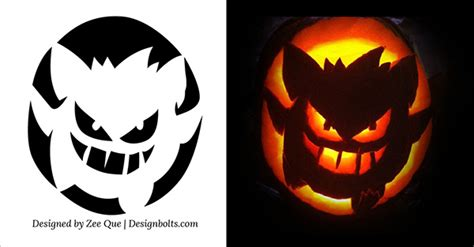 free pumpkin carving templates printable 5 free scary halloween pumpkin carving patterns stencils ideas 2015 printable templates