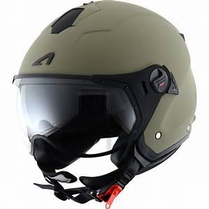 Casque Moto Sportive Casque Minijet Sport Monocolor Moto Dafy Moto