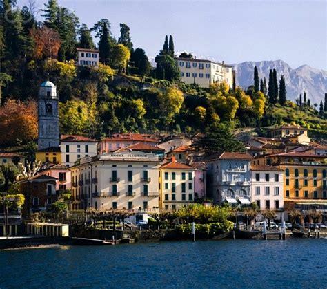 bellagio lake como images  pinterest lake