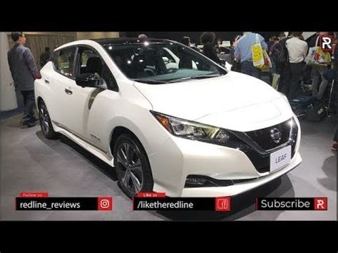 nissan leaf  redline    ces youtube
