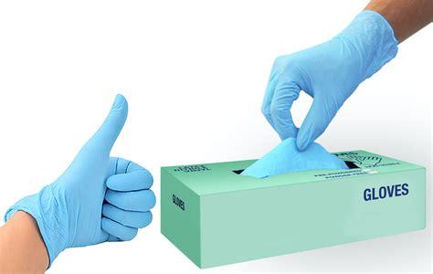 large nitrile gloves volunteer gifts