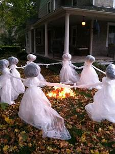 Circle, Of, Witches, For, Halloween, Yard, Decor, With, Images