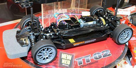 Tamiya ep rc car 1/10 ferrari 458 challenge drift spec tt02d with esc 93042. Tamiya Ferrari 458 Challenge TT-02 4WD RC Touring/Drift Car - Your Home for RC Drifting