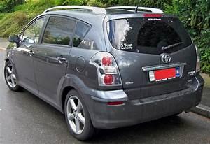 Medidas Del Toyota Corolla Verso