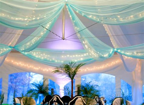 Drape Decoration - 6 fabulous drapes decoration ideas for wedding reception