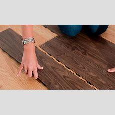 Click Wood Flooring Installation Uk  Youtube