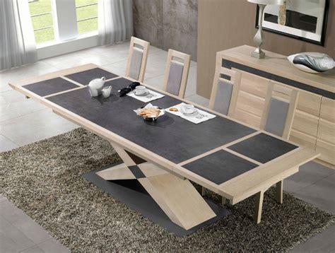 table de cuisine pied central table de cuisine moderne avec pied central cuisine