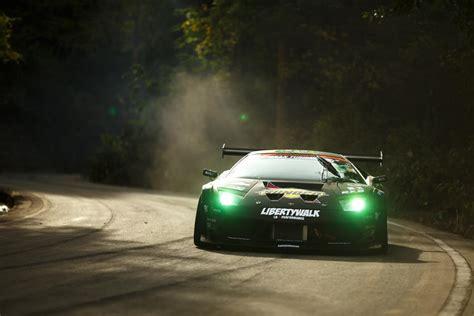 worlds  lamborghini drift car racing news