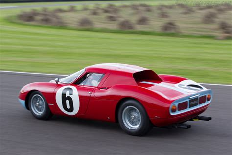 Ferrari 250 LM - Chassis: 5907 - 2015 Goodwood Revival