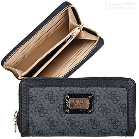 portefeuille et porte monnaie femme guess de la collection