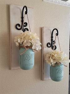 25 best ideas about mason jar crafts on pinterest mason With kitchen colors with white cabinets with hanging jar candle holders