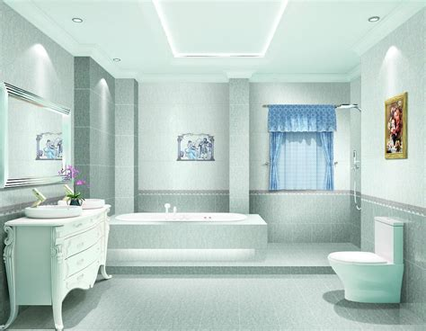 Interior Design Bathrooms Ideas